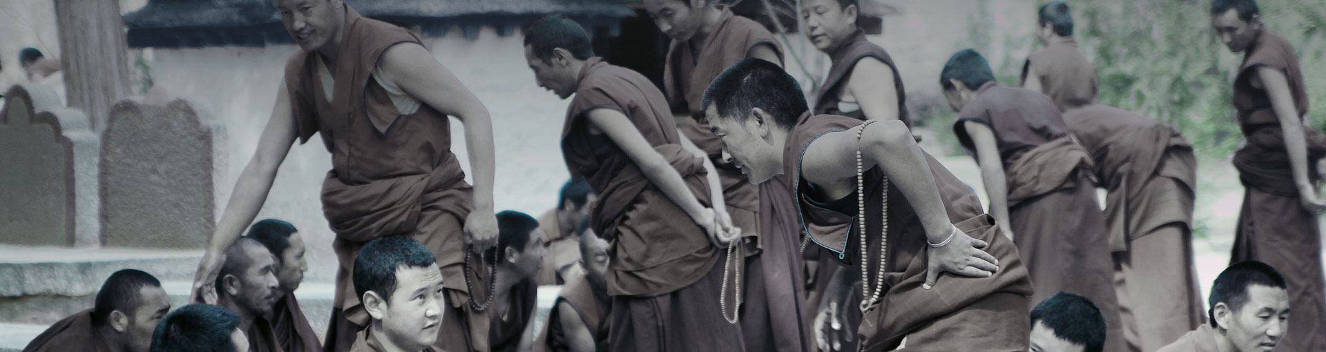Tibet monks element film